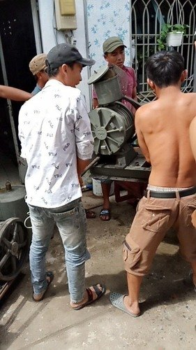 dịch vụ hút hầm cầu tại Tiền Giang