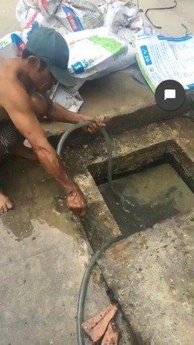 dịch vụ hút hầm cầu tại Tân An