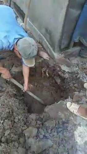 Sửa chữa đào hầm cầu mới