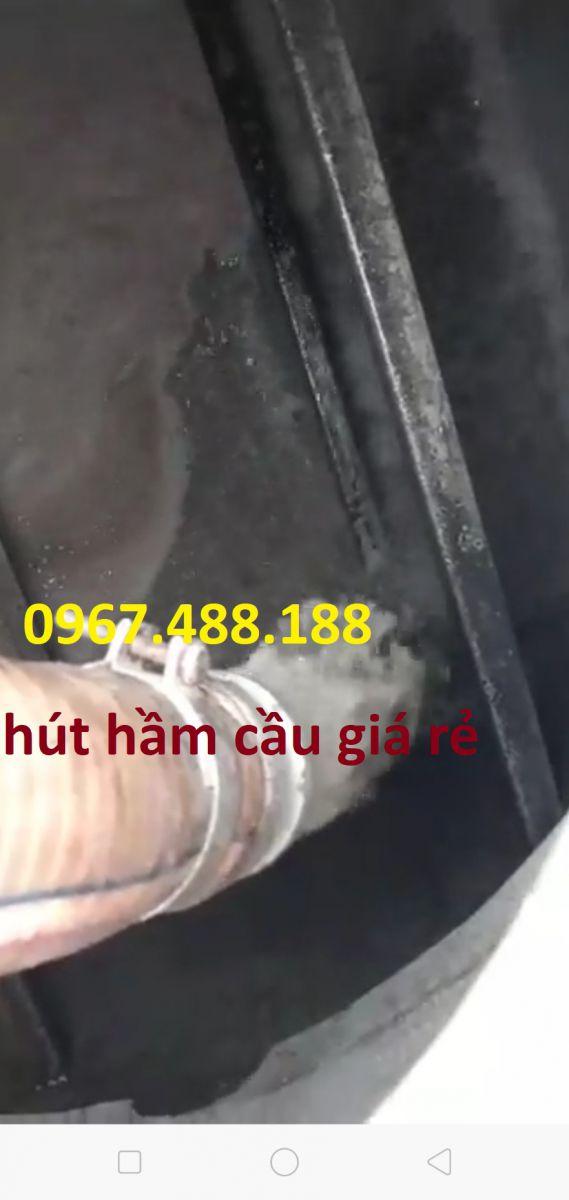 HÚT HẦM CẦU GIÁ RẺ 0838.300.200